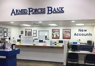 Armed Forces Bank office